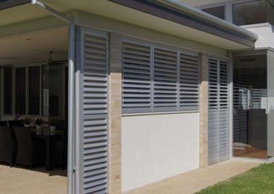 aluminium shutter blinds