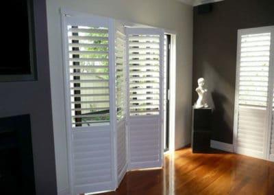 folding shutter doors