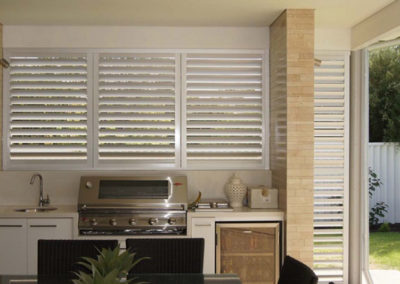 outdoor aluminium shutters