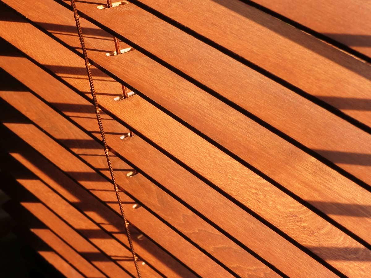 timber venetian blinds perth