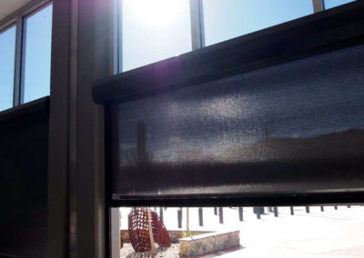 ziptrak blinds detail