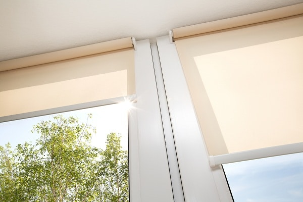 perth blinds covering sunlight